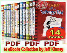 Diary of a Wimpy Kid 14 Books Collection by ✅ Jeff Kinney (Digital, PDF)✅