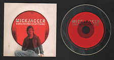 CD SINGLE PROMO NOT FOR SALE MICK JAGGER GOD GAVE ME EVERYTHING 2001 VIRGIN