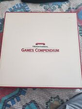 Past Times Traditional Games Compendium