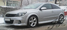 Vauxhall Opel Astra MK5 H 3 Doors Side Skirts  OPC Look