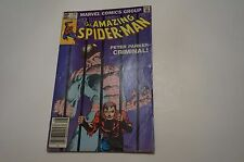 Lot of 2 Amazing Spiderman #219 August 1981 Free new bag and board