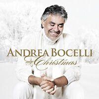 cd musica andrea bocelli My Christmas
