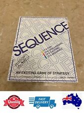 Sequence Board Game, Excellent Fun Family Board Game, AU Stock