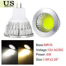 2/5/10x 6W/9W/12W GU10/MR16 COB LED Spotlight Sport Light Down Ligtht Lamp Bulb