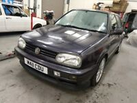 OBD1 GOLF VR6 BREAKING 2.8 5DR VW AAA ALL PARTS AVAILABLE 1995 HEATED LEATHERS