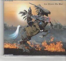 (FR649) Les Fleurs Du Mal, The Destructors + Gripper - 2010 sealed DJ CD