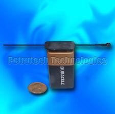 UHF-Pro NFM crumira mini trasmettitore SPY Quarzo Trasmettitore potente microfono esterno