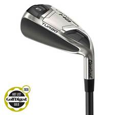 Cleveland Golf Launcher HB Turbo Irons (Individual) Men's RH Graphite A-flex