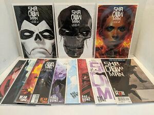 Lot of 12 Shadowman (2018) #1-11 Full Run + FCBD 2018 Valiant Comics NM
