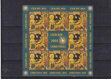 Romania, 2014,Christmas,Jesus,religion,Mary,wise man,star,klbg,MNH