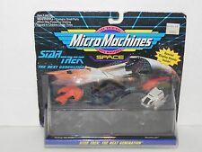 STAR TREK: THE NEXT GENERATION ~ GALOOB MICRO MACHINES COLLECTION #4 - NEW 1993