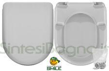 Copriwater prezzo ECONOMICO per WC SINTESI / CESAME. Linea SMILE. BIAD061