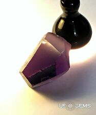 Color change. # 2708 Gray-Purple. 63 gr. Monosital. Created Gemstone. US@GEMS