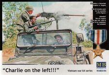 Master Box 1/35 Charlie de la izquierda-Guerra de Vietnam # 35105