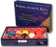 Snookerkugeln Kugelsatz Tournament TV 52 mm