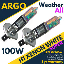 H1 100w Power White Xenon (448) Head Light Fog Bulbs Ultra Bright Bulbs Hid 12v