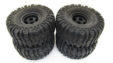 Nitro Mad CRUSHER WHEELS & TIRES kyosho 17mm (set 4 tyres NEW VE KYO33152B