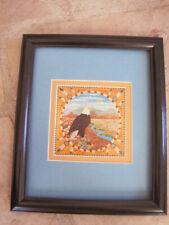 Diana Bryer, BALD EAGLE framed print