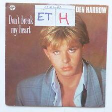 DEN HARROW Don't break my heart 885759 7