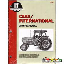 C41 Workshop Manual Case IH 5120 5130 5140 Tractor w Cummins 4B3.9 6B5.9 Engine