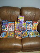 Vintage Marvel Comics Uncanny X-Men Action Figure Collection Lot NIP Toy Biz 90s