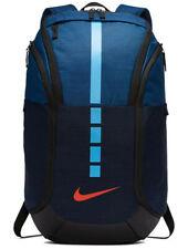 Nike Hoops Elite Pro Backpack BASKETBALL Coasal Blue Obsidian BA5554 407