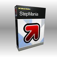 GIFT ITEM - StepMania Arcade Revolution Dance Game PC MAC Software Program
