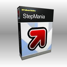 StepMania Arcade Revolution Dance Game PC MAC Software Computer Program