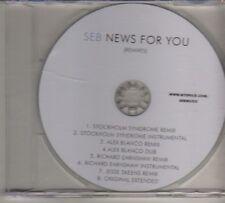 (DP60) SEB, News For You - DJ CD