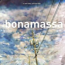 A New Day Yesterday by Joe Bonamassa (CD, Jan-2009, J&R Adventures)  New!