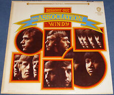 The Association INSIGHT OUT LP Warner Bros WS 1696 Stereo Windy VG/VG+