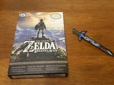 Master Sword Pin - The Legend of Zelda Breath of the Wild Collector's Pin - 2017