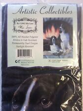 "English Springer Spaniel Dog Breed Flag 27""x40"" Fireside Memories All Weather"