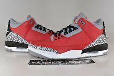 Nike Air Jordan 3 Retro SE Unite Fire Red Style # CK5692-600 Size 12