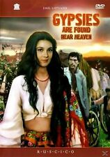 DVD russian GYPSIES ARE FOUND NEAR HEAVEN ТАБОР УХОДИТ В НЕБО english deutsch