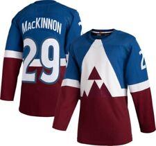 stitched 2020 stadium series jerseys colorado avalanche hockey 29 Nathan MacKinn