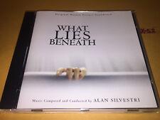 WHAT LIES BENEATH soundtrack CD alan SILVESTRI michelle pfeiffer harrison ford
