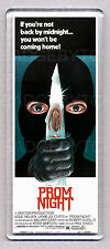PROM NIGHT movie poster 'WIDE' FRIDGE MAGNET  - 80's Horror Classic!