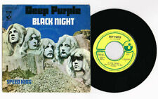 "DEEP PURPLE ""NEGRA NOCHE"" SPANISH 7"" VERY RARE"