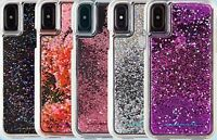 Authentic Case-Mate Waterfall Case Cover for the iPhone XS iPhone X Rose Gold