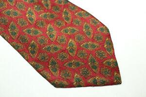 ERMENEGILDO ZEGNA Silk tie Made in Italy F7736 man