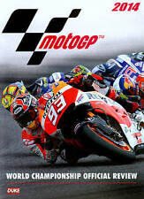 MotoGP World Championship Official Review 2014 (DVD, 2015)