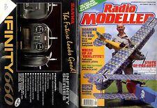 RADIO MODELLER MAGAZINE 1992 SEP GORDON INWOOD'S OHMLETTE ELECTRIC FREE PLAN