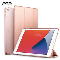 "ESR Smart Cover Stand Case for New iPad 8th Gen 10.2"" 2020 Protective Trifold"