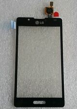 Pantalla Táctil Digitalizador cristal Flex negro Black para LG Optimus l7 p710 p713