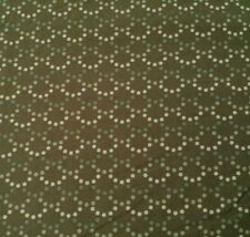 Monterey Studio 8 Quilting Treasures BTY Tonal Olive Green Dots Geometric