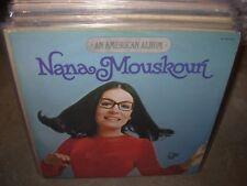 NANA MOUSKOURI an american album ( world music ) greece