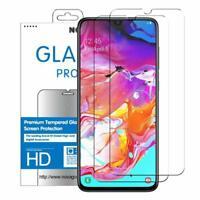 Samsung Galaxy A70  - 2 Films Protection Écran en Verre trempé