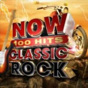 NOW 100 HITS CLASSIC ROCK (6 CD) NEW CD