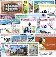 Samoa 300 timbres différents